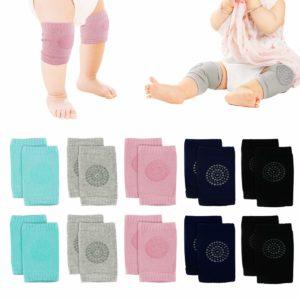 Nextnol Baby Crawling Anti-Slip Knee pads