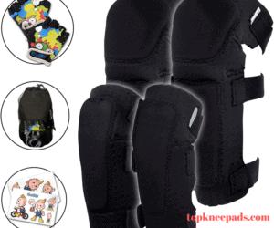 Innovative Soft Kids Knee Pads