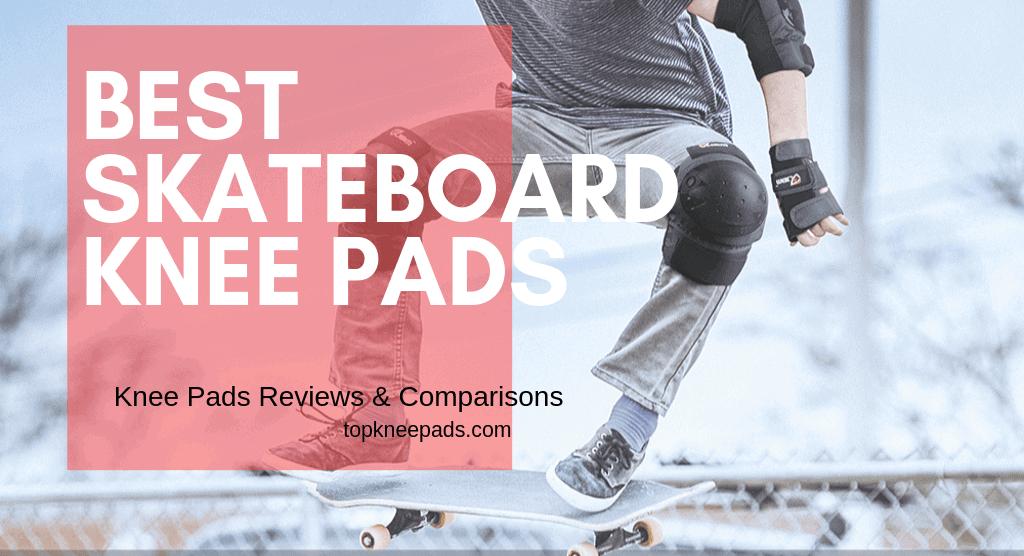 Skateboarding Knee Pads