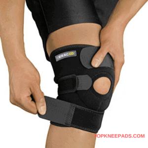 Bracoo Open-Patella Knee Support Brace