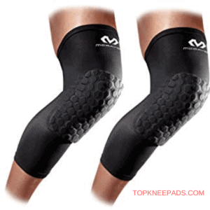 Mcdavid Hex Knee Pads with Compression Leg Sleeve