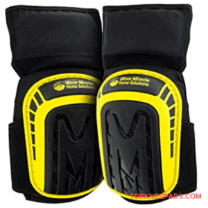 Minor Miracle Home Solutions Premium Knee Pads