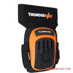 Thunderbolt Knee Pads for Construction